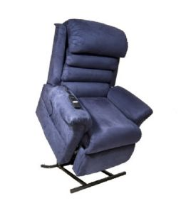 Massage Lift Chair with PU Leather Cover (Comfort-07) pictures & photos