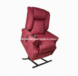 Massage Chair with Electric Lift and Recline Function (Comfort-09) pictures & photos