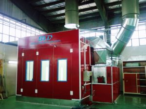 Paint Room Exhaust Fan/Spray Tan Booth/ Car Paint Cabin pictures & photos