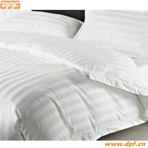 100% Cotton Comfortable Hot Sale Bedding Linen Hotel Textile (DPF90127) pictures & photos