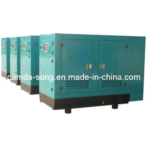 Silent Genset with Different Colors and Sizes pictures & photos