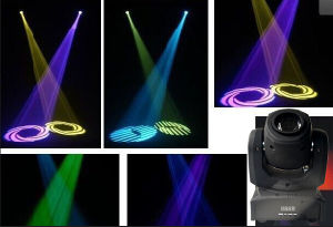 LED Mini 10W Spot Moving Head for Stage Club (HL-014ST) pictures & photos