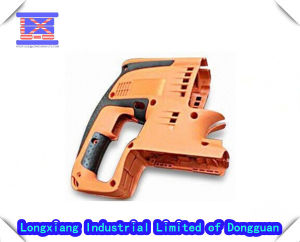 Electronic Handle Plastic Injection Mould pictures & photos