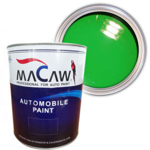 Macaw Series Basecoat 1k Automotive Paint