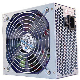 ATX-400W PC Power Suppl (REAL WATTS)