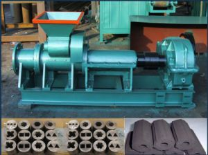 Selling Charcoal and Coal Briquette Extruder Machine (WSMB) pictures & photos