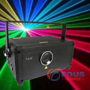 RGB Animation Stage Laser Light / DJ Laser Light / Cartoon Laser Light (FS-L1002A)