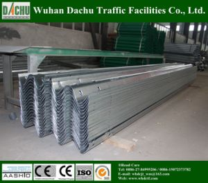 Safety Galvanized Steel Armco Crash Barrier pictures & photos