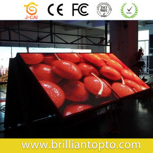 Open Sign Double Sided Screen LED Display Board pictures & photos
