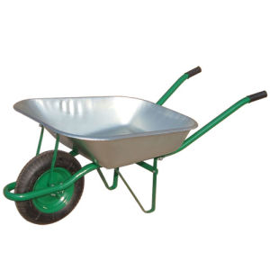 Garden Barrow Cart Single Wheel Barrow Wb6203 pictures & photos