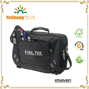 Zip Polyester Laptop Messenger Travelling Bag pictures & photos