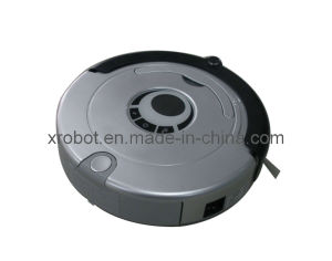 Extra Low Noise Robot Vacuum Cleaner