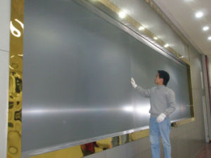 "120"" Microstructured Optical Rear Projection Screen (fresnel lens)"