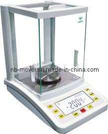 Manufacture Selling Well Auto Internal External Calibration Precision Analytical Balance (0-220g/0.1mg) pictures & photos