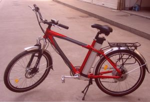 High Quality of Electric Mountain Bike With Lithium Battery