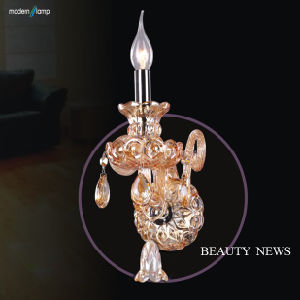 Wall Candle Holder Sconces (W7374-1)