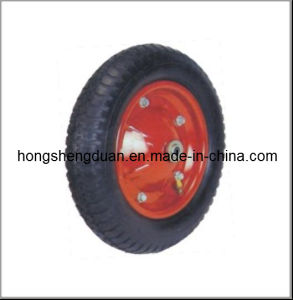 Pneumatic Wheel (300-8) pictures & photos