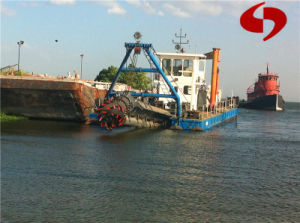 Submersible Pump Dredger (CSD 350) pictures & photos