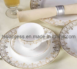 Royal Chinaware Dinnerset 85PC Dinner Set