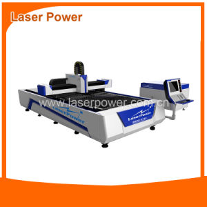 500W CNC Fiber Laser Cutting Machine for Carbon Steel