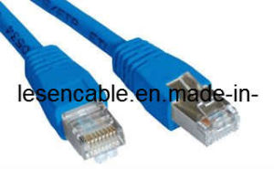 UTP/FTP/SFTP Cat5e CAT6 RJ45 Patch Cord Ethernet Cable pictures & photos