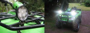 "Hot Sale Auto 5"" 27W LED Work Light pictures & photos"