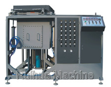 XHJ Manual Single Station Thicker Sheet Vacuum Forming Machine