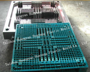 Plastic Pallet Mould pictures & photos