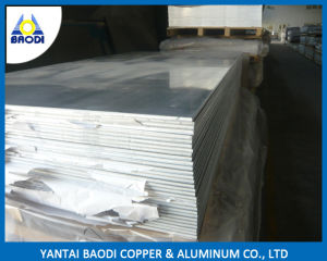 Hot Sale Mill Finish Aluminium Sheet Metal 3003 3105 3005 with PVC Coating One Side From China Manufacture pictures & photos