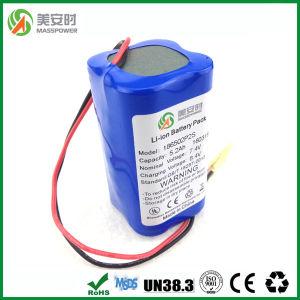 7.4V 5200mAh 2p2s 18650 Battery