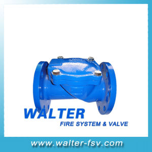 Cast Iron Flanged Swing Check Valve pictures & photos
