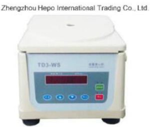 Benchtop Low-Speed Centrifuge with High Quality(Digital Display LED pictures & photos