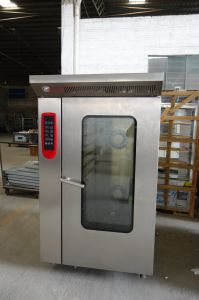 Electric and Gas Food Bakery Convection Rack Oven pictures & photos