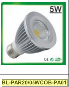 5W Dimmable/Non-Dimmable PAR20 COB LED Spotlight pictures & photos