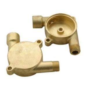 OEM Custom Precision Brass Pump Parts pictures & photos