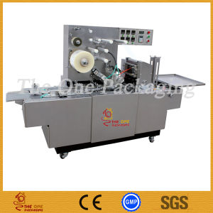 China Cellophane Over-Wrapping Machine pictures & photos