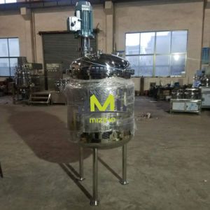 Making Liquid and Paste Honeycomb Jacket Mixer Machine pictures & photos