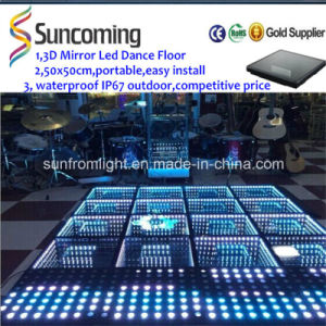 New Wholesale Nightclubs Party DJ Interactive LED Portable Dance Floor pictures & photos