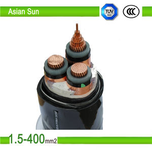 Ce Certificate 1kv 4X95 Aluminum Armoured Cable PVC Power Cable pictures & photos