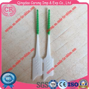 FDA Approval Interdental Brush with TPE Bristles pictures & photos