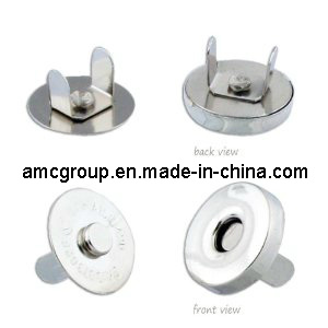 Permanent Magnetic Button for Bags (MS-08) pictures & photos