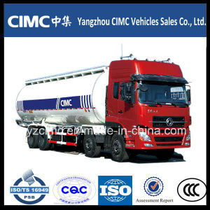 Dongfeng 8X4 Cement Transport Tank Truck pictures & photos