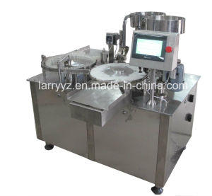 Xl-1b Mini Vial Filling Stopering Capping Machine & Vial Filling Plugging Crimping Machine pictures & photos