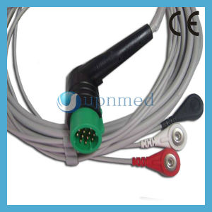 Medtronic 3-Lead ECG Cable with Leadwires pictures & photos