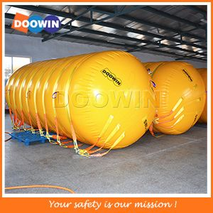 Inflatable Plastic Pontoon / Marine Underwater Air Lift Bag pictures & photos