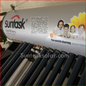 High-Pressure Solar Water Heater 200L (STH-200L) pictures & photos