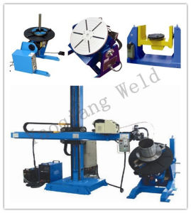 Pipe Flange or Elbow Welding Line Machine pictures & photos