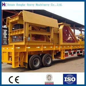 Used Mobile Stone Crusher Plant in Africa pictures & photos