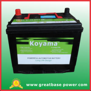Visca Power Auto Battery12V70ah pictures & photos