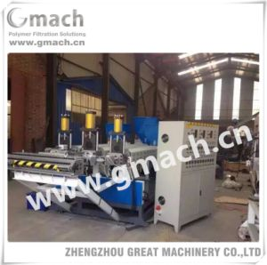 Single Plate Type Two Working Position Extrusion Screen Changer pictures & photos